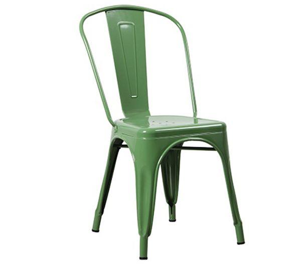 RELIX καρέκλα Steel Πράσινο