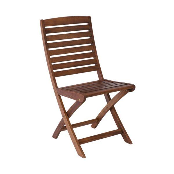 SPOT Καρέκλα Πτυσσόμενη Ξύλο Acacia