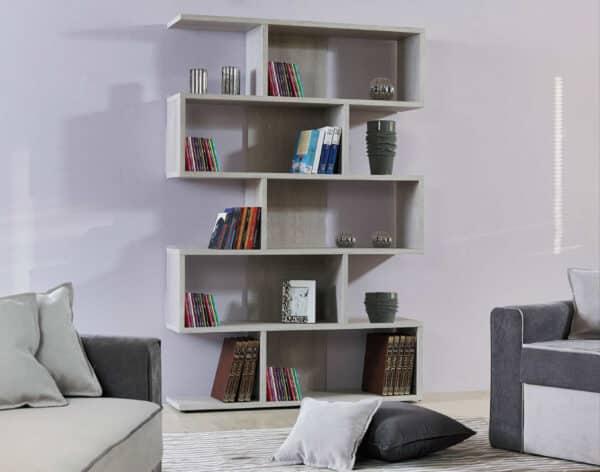 Βιβλιοθήκη ζίκ-ζάκ