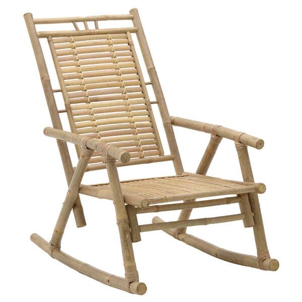 Κουνιστή Καρέκλα Μπαμπού