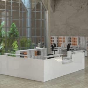 Reception - Χώρος Υποδοχής KOGERAKIS COMPLETE LINE
