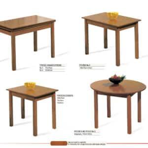 Παραδοσιακά Τραπέζια & Ροτόντα Νο 6