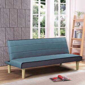 BIZ Καναπές / Κρεβάτι Σαλονιού - Καθιστικού / Ύφασμα Jean