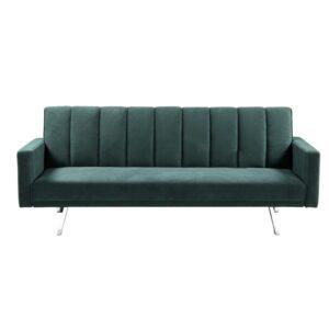 HIT  Καναπές / Κρεβάτι Σαλονιού - Καθιστικού / Ύφασμα Πράσινο