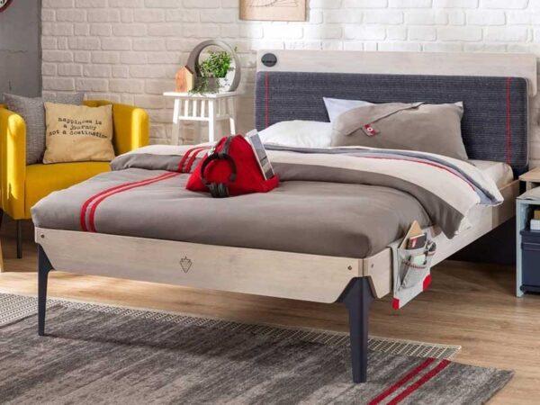 Παιδικό κρεβάτι ημιδιπλο TR-1312 USB CHARGING