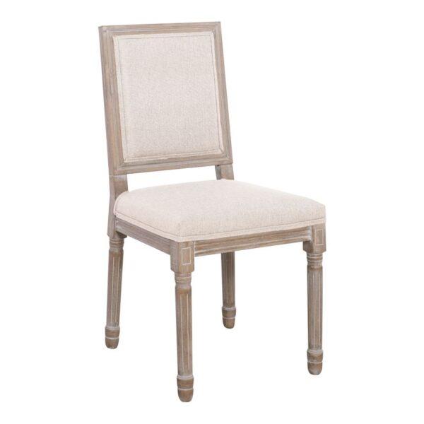 JAMESON Square Καρέκλα Τραπεζαρίας - Σαλονιού