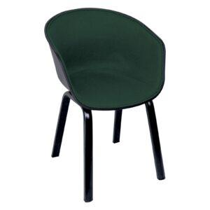 PP Μαύρο Ύφασμα Πράσινο