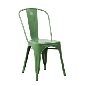 RELIX Καρέκλα - Μέταλλο Βαφή Άσπρο