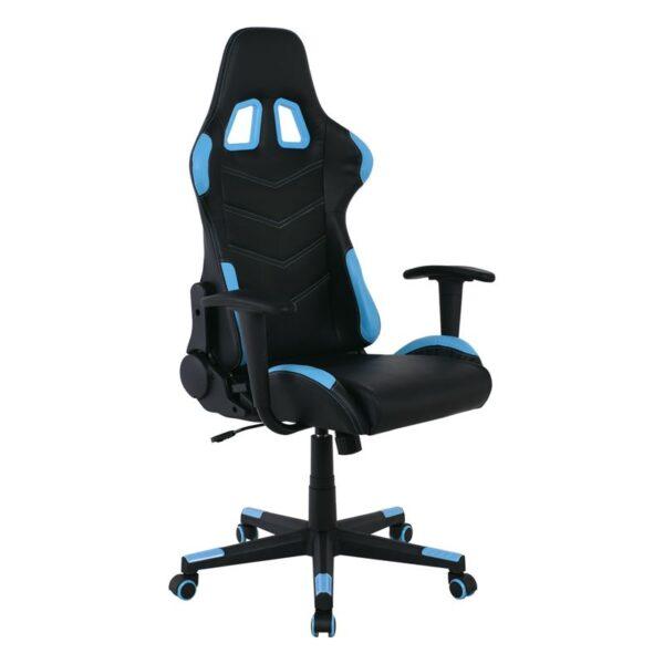 BF9150 Gaming Πολυθρόνα Γραφείου Διευθυντή Pu Μαύρο - Μπλε
