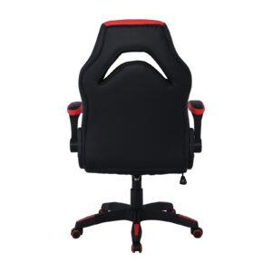 BF7800 Gaming Πολυθρόνα Pu Μαύρο - Κόκκινο